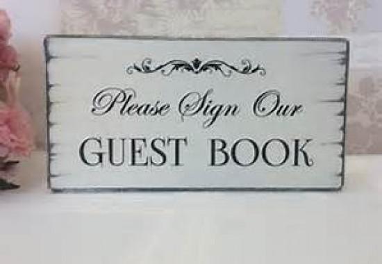 Guest book 2